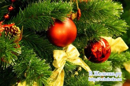 Афиша новогодних мероприятий г.Железнодорожный
