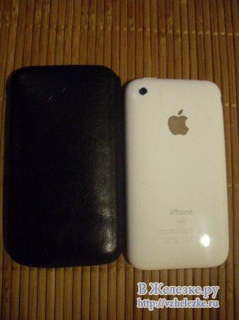Продам iPhone 3G белый 16Gb