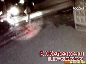 Видео с камер наблюдения - наезд на пешеходов