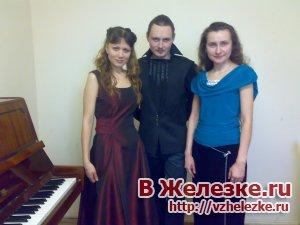 Вокальный ансамбль на свадьбы, юбилеи, концерты!