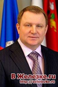 Глава города Железнодорожный Жирков Евгений Иванович