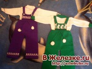 Детская одежда от производителя