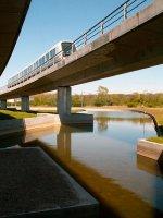 Строительство наземного метро в Железнодорожном
