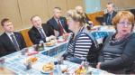 Встреча Жиркова с активом микрорайонов Керамик и Ольгино