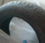 Комплект  шин Continental Cross Contact 235/60 R 18 107V